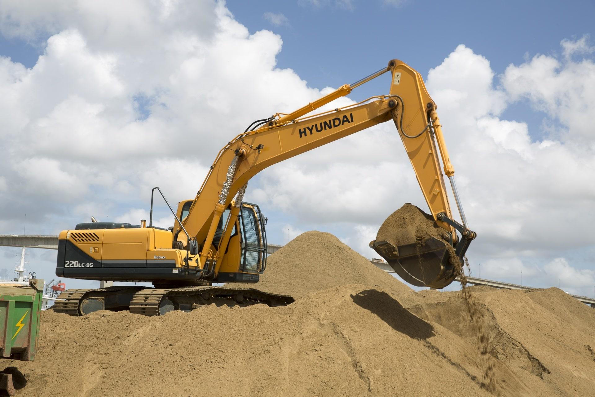 Pour vos travaux d'excavation à Trois-Rivières et Shawinigan: Vivier Excavation inc.